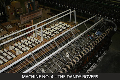 Nundle Woollen Mill Machine 4 - The Dandy Rover