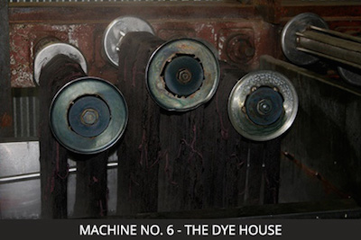 Nundle Woollen Mill Machine 6 - The Dye House