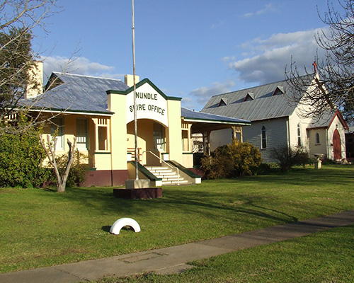 Nundle Shire Office