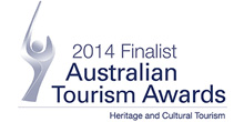 2014 Finalist Australian Tourism Awards