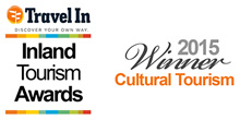 Travel In Inland Tourism Awards 2015 Cultural Tourism Winner