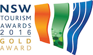 NSW Tourism Awards 2016