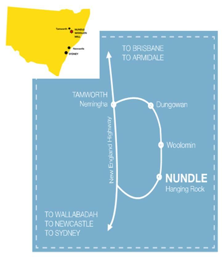 Nundle