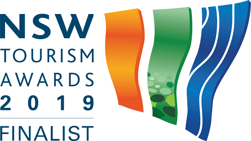 NSW Tourism Awards 2019 Finalist